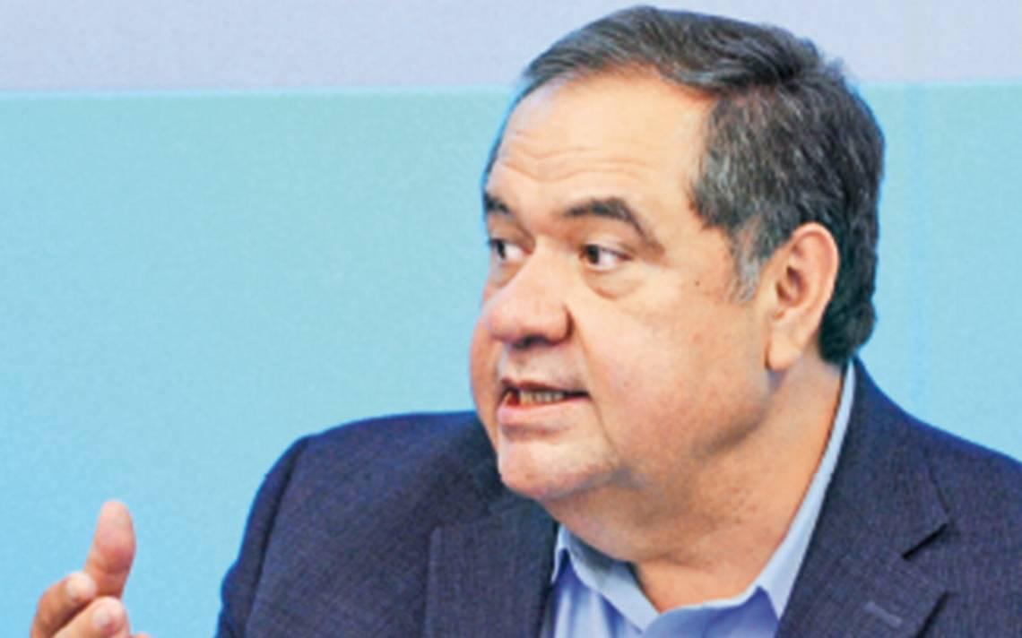 Ambición de Ricardo Anaya partió al PAN, afirma Héctor Larios