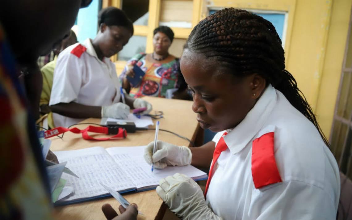 OMS comienza vacunación contra el ébola en el Congo