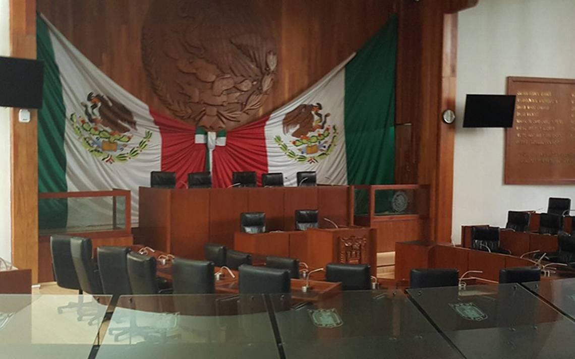 Suspenden sesión ordinaria del Congreso por falta de quórum en Tlaxcala
