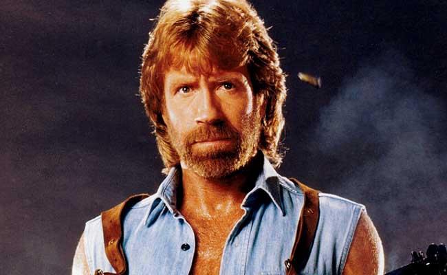 Chuck Norris se lanza al negocio del agua embotellada