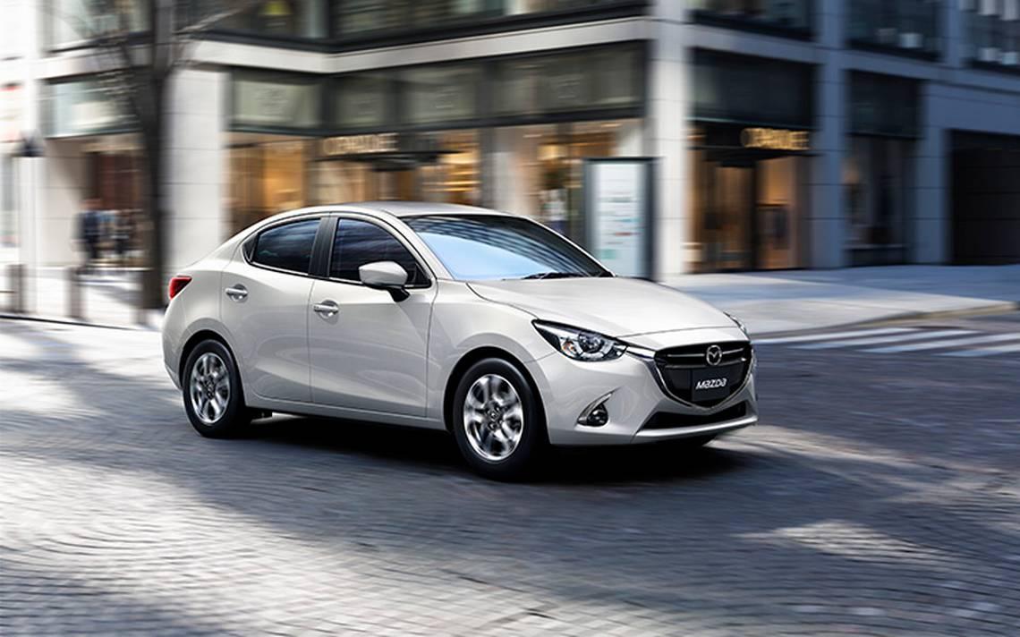 Mazda 2 Sedán. Pequeños cambios que hacen la diferencia