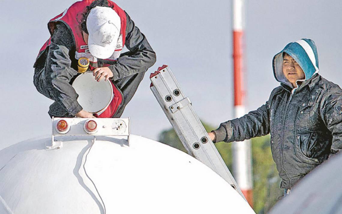 Venta ilegal de gas LP se ha incrementado consistentemente: Pemex