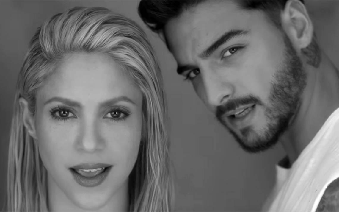 "[Video] Shakira estrena su sensual tema ""Trap"" a lado de Maluma"