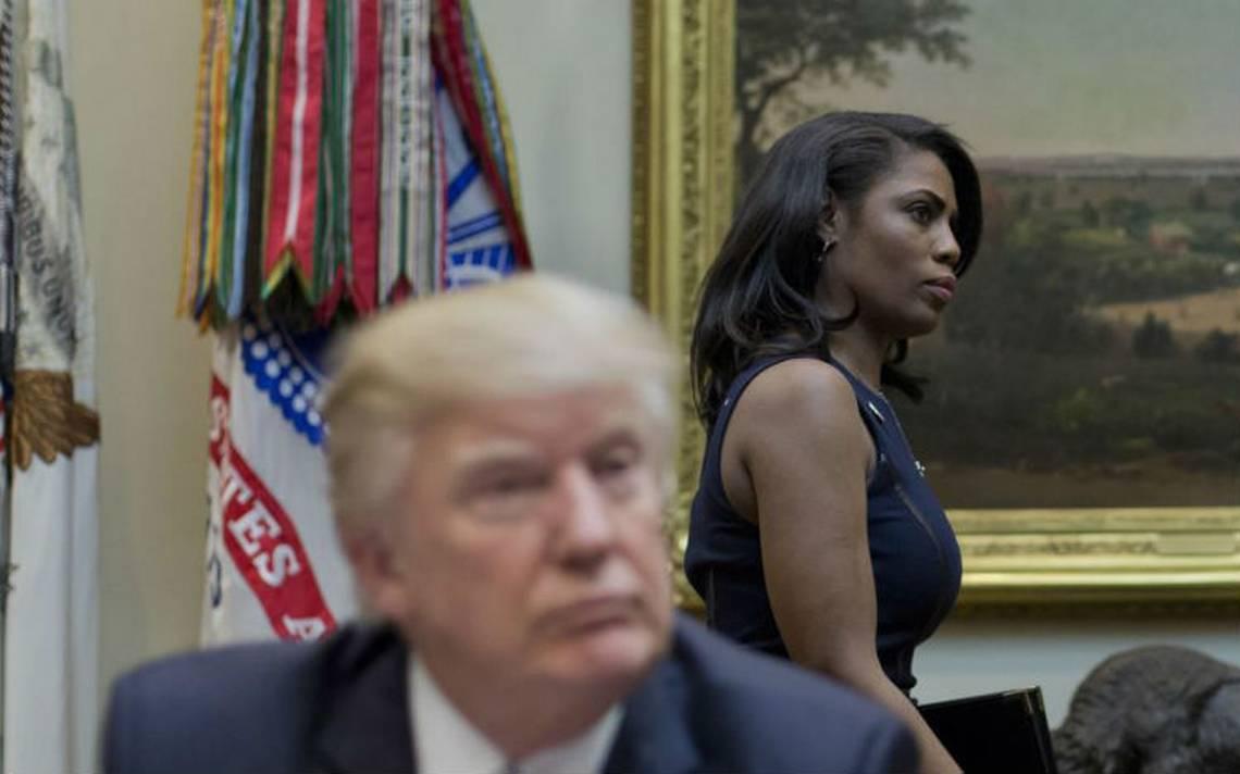 Exempleada de la Casa Blanca difunde grabación de Trump