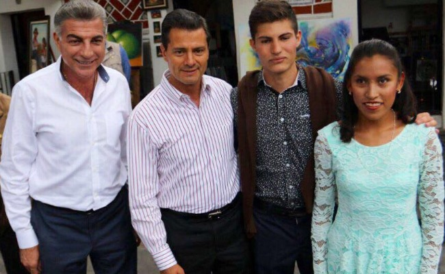 Peña Nieto felicita a para-atleta mexicana por triunfo en Londres
