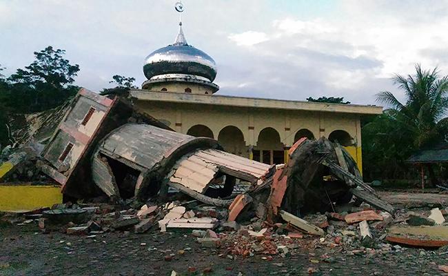 Al menos 25 muertos deja fuerte sismo de 6.4 grados en Indonesia