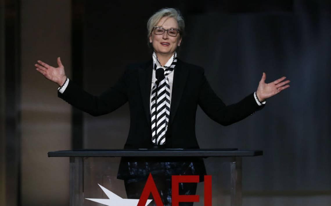 Meryl Streep, en el ojo del huracán por su amistad con Weinstein