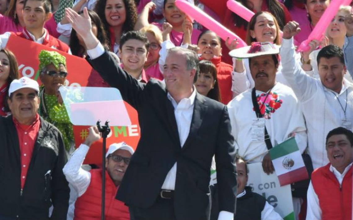 """Meade se compromete a atender """"desaliento y enojo que impera en mexicanos"""""""