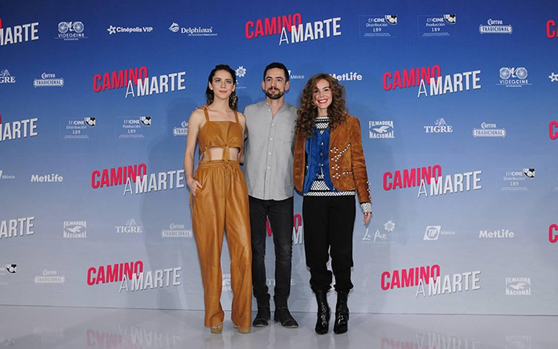 """""""Camino a Marte"""", la cinta que volvió extraterrestre a Luis Gerardo Méndez"""