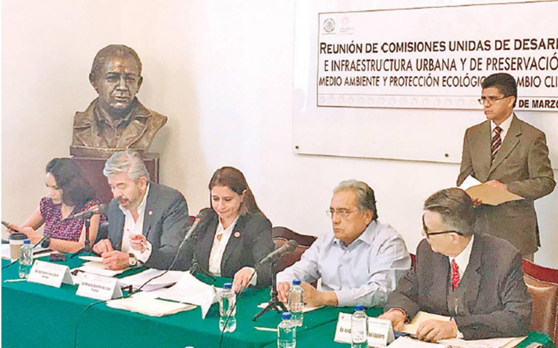 Salva ALDF proyecto de Mancera sobre desarrollo urbano