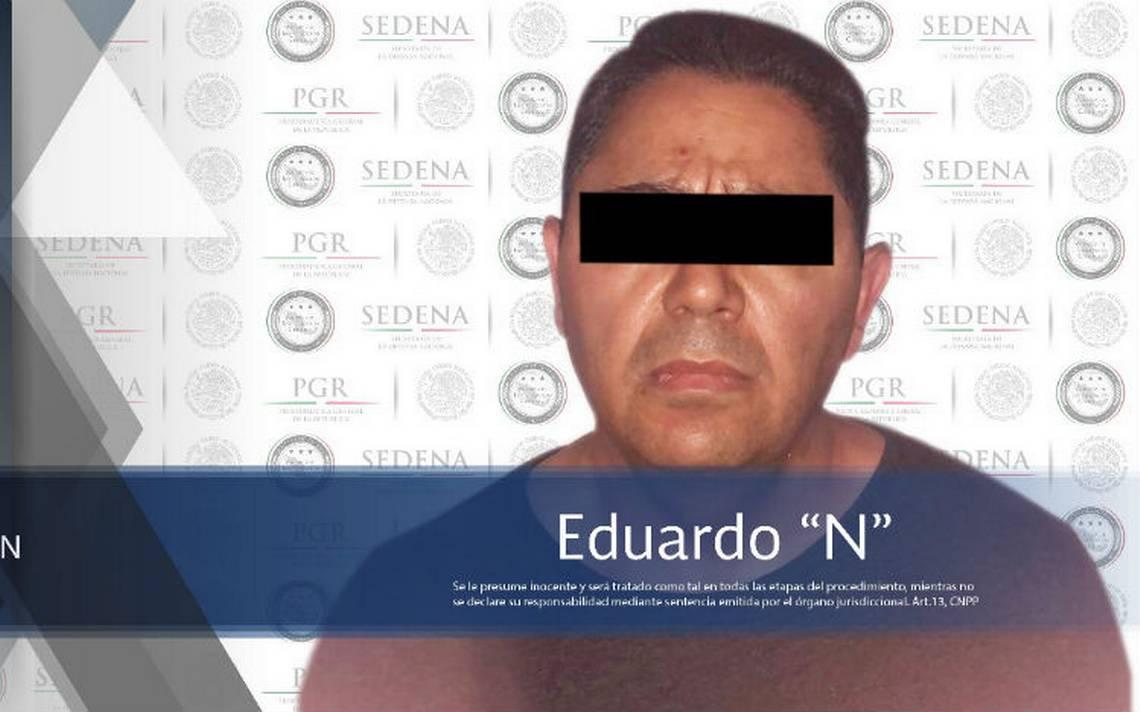 """Cae en Michoacán """"El Tablas"""", uno de los 10 más buscados por el FBI"""
