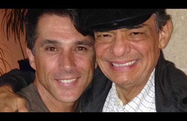 José José está optimista frente al cáncer, asegura Sergio Mayer