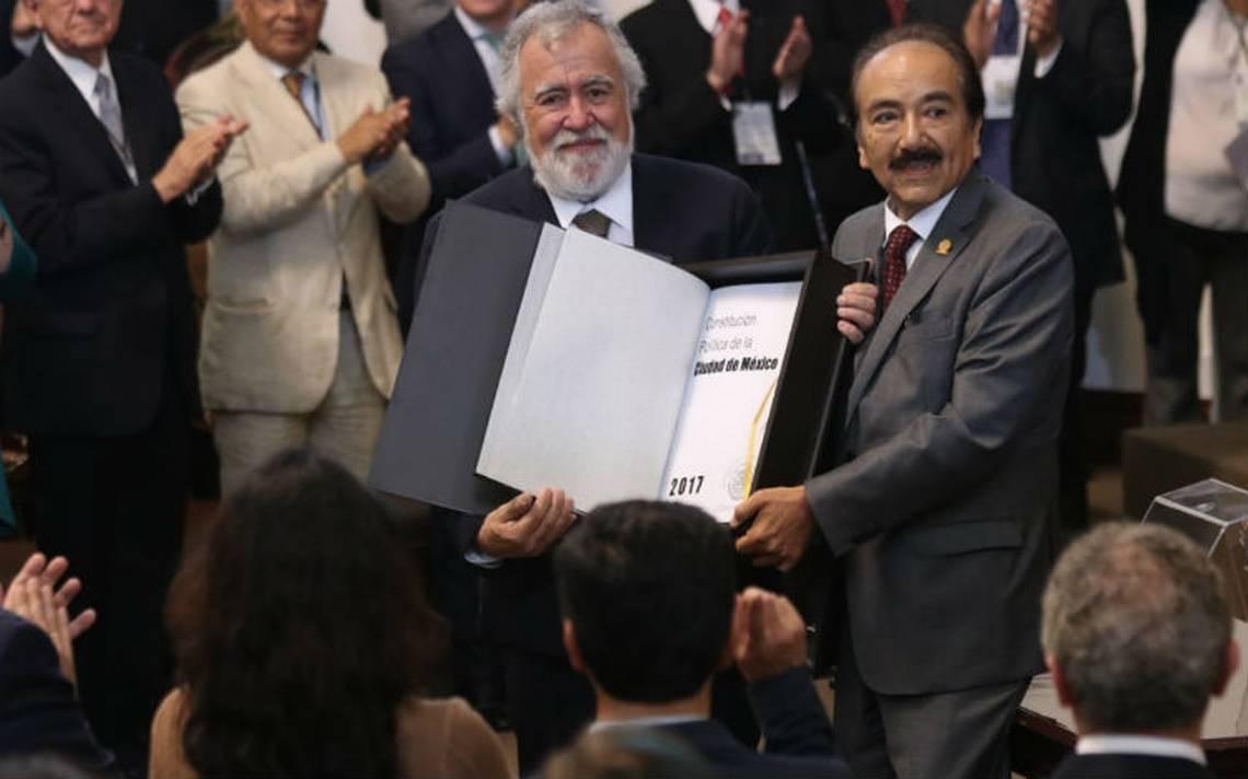 Congreso de la CDMX será la casa del pueblo, espacio para deliberar: Martín del Campo