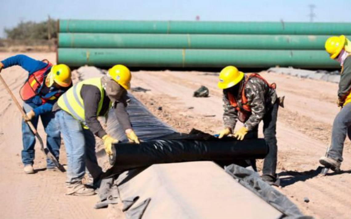 Evacúan a 30 familias por gasoducto perforado en territorio yaqui