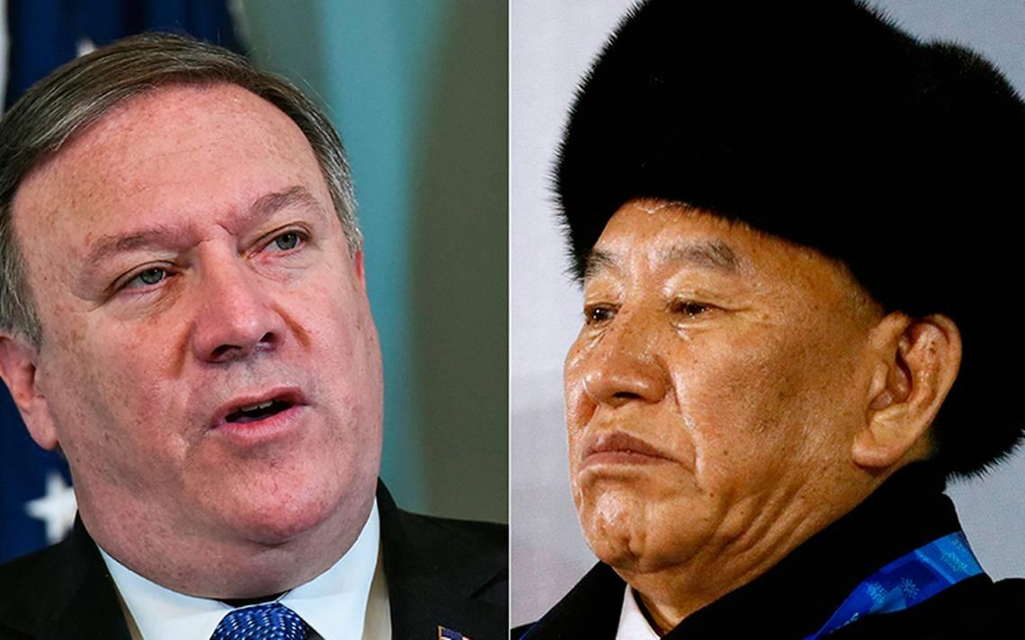 Inicia reunión entre Mike Pompeo y alto dirigente de Corea del Norte en Nueva York