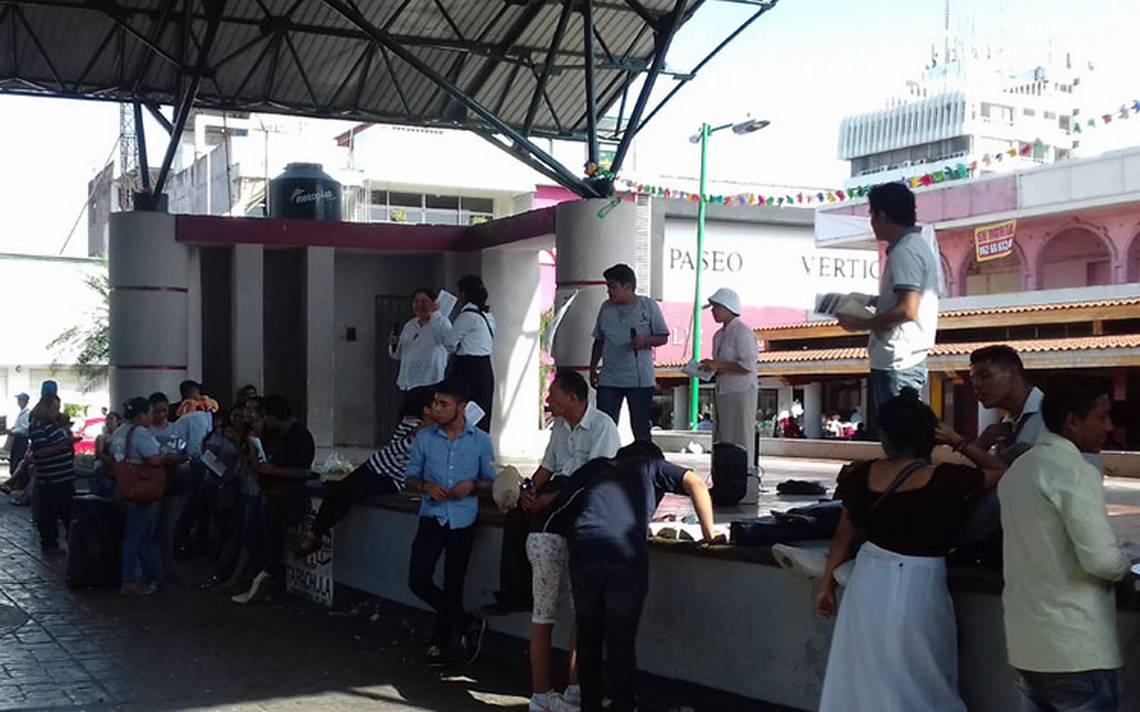 Migrantes que llegan a Chiapas se prostituyen hasta por tacos y cervezas