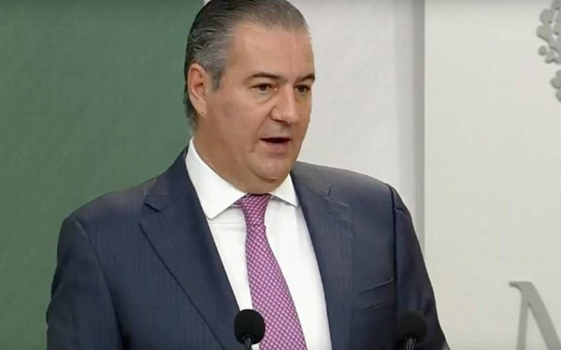Se trabaja con Fuerzas Armadas para proteger las ZEE ante inseguridad: Gutiérrez Candiani