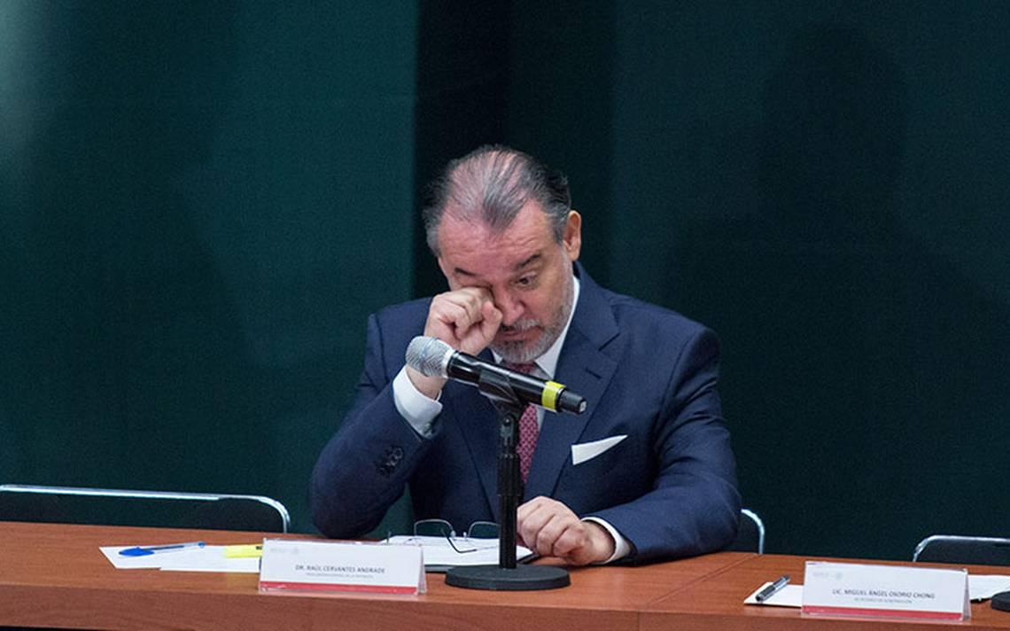 Dimisión de Raúl Cervantes, triunfo del Frente Ciudadano: PRD