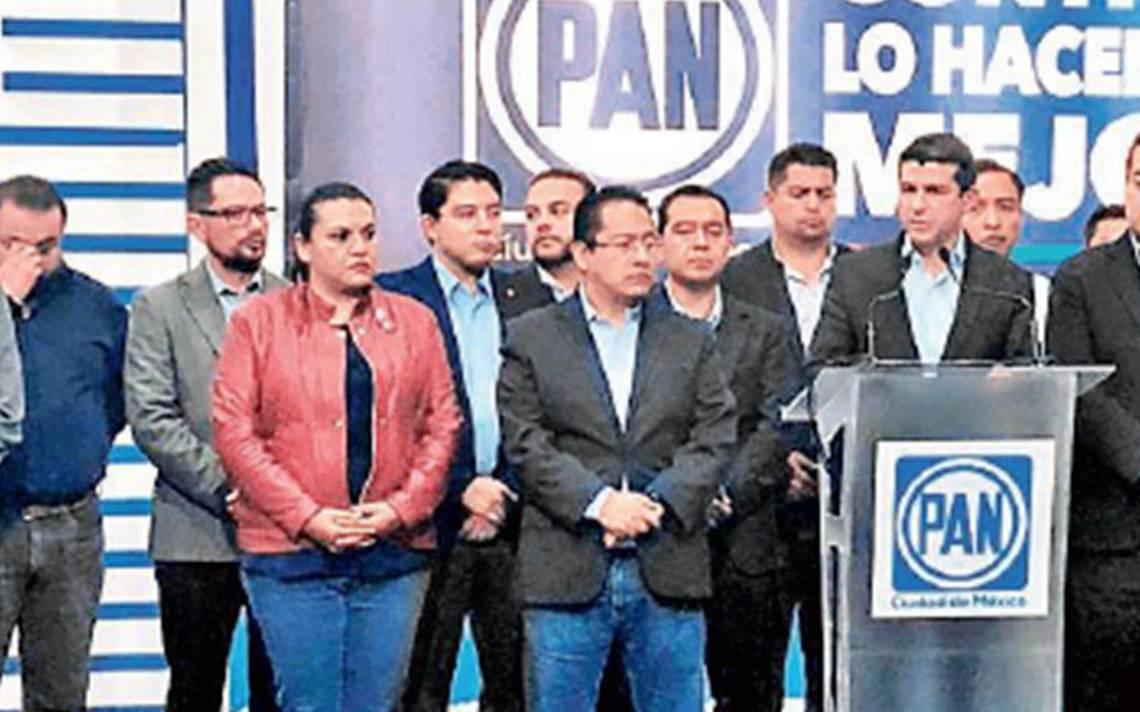 Luego de resultados electorales, analiza PAN si sigue con la alianza