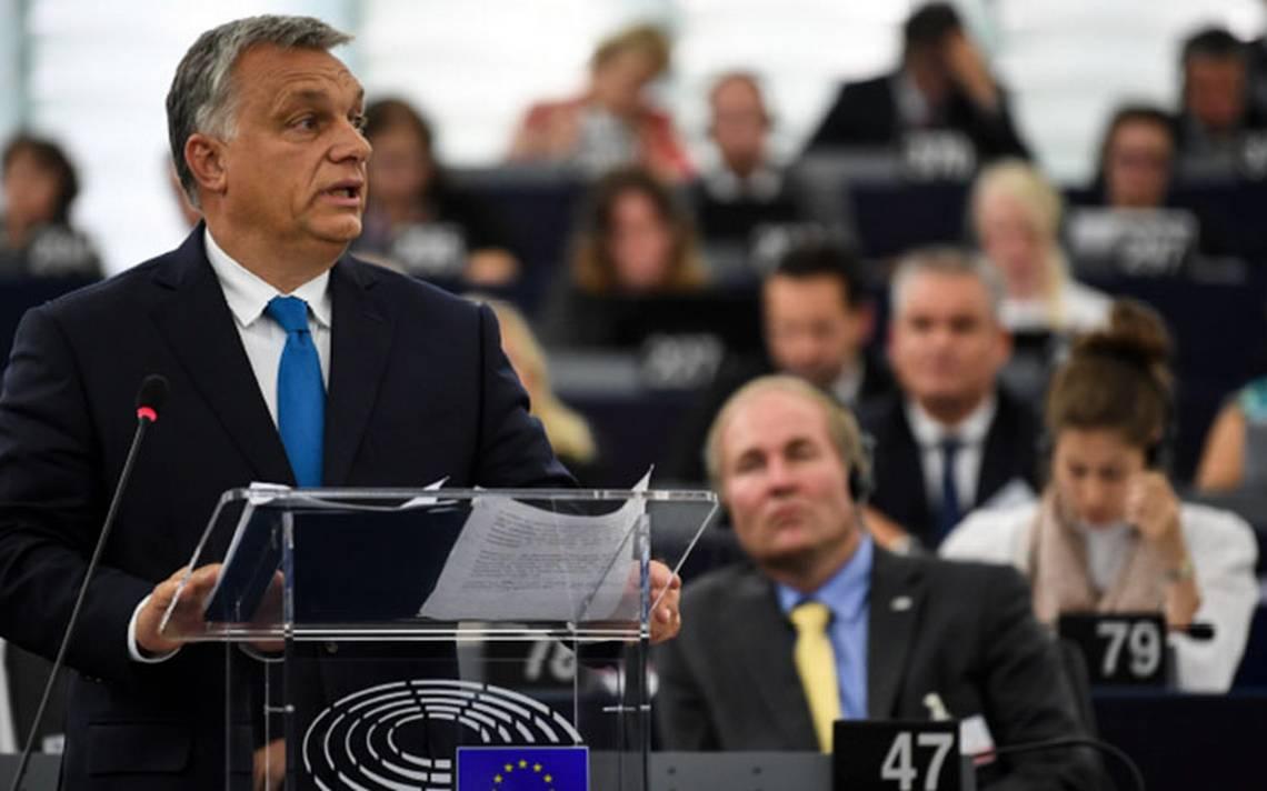 Hungría está amenazando al sistema: Unión Europea