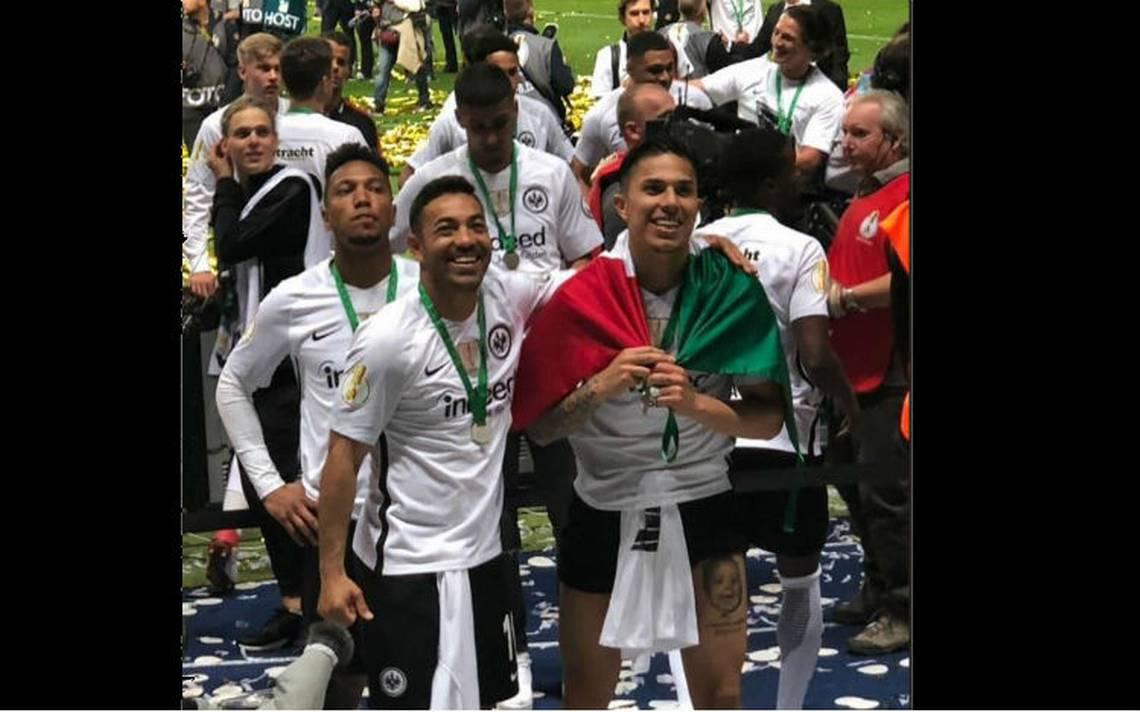 Salcedo y Fabián se suman a Pardo y Osorio con títulos en futbol alemán