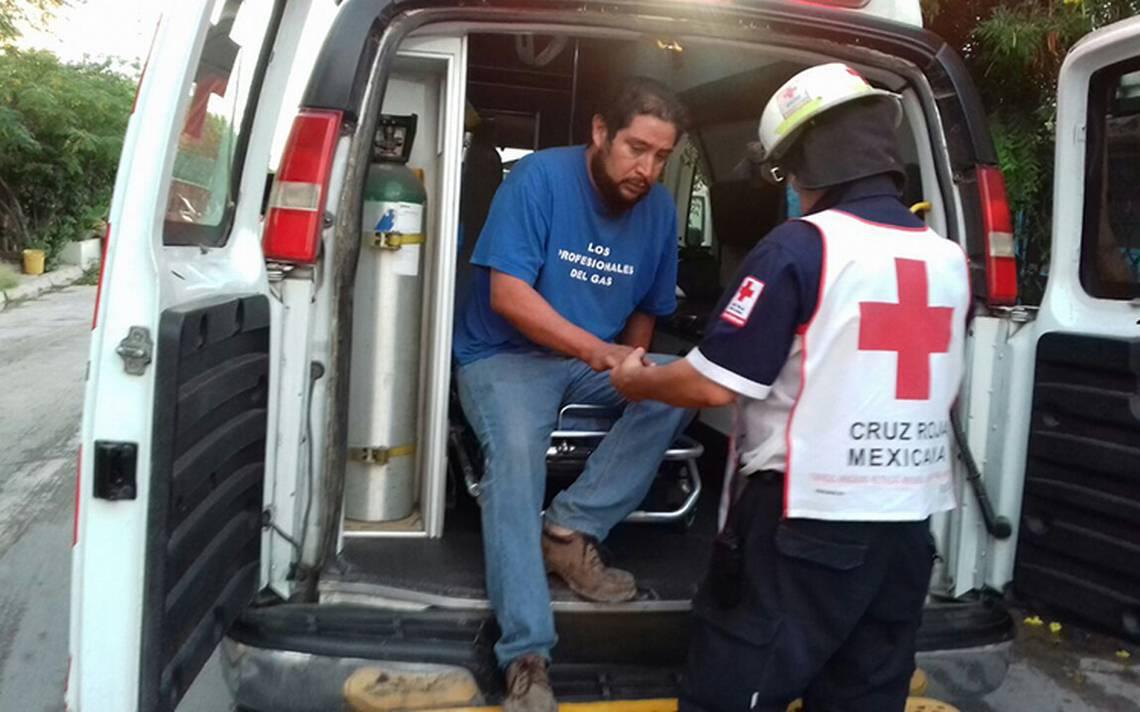 Evacuan viviendas por fuga de amoniaco en Torreón