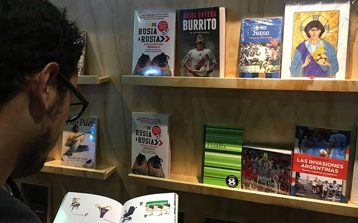 Literatura y futbol, un matrimonio bien avenido