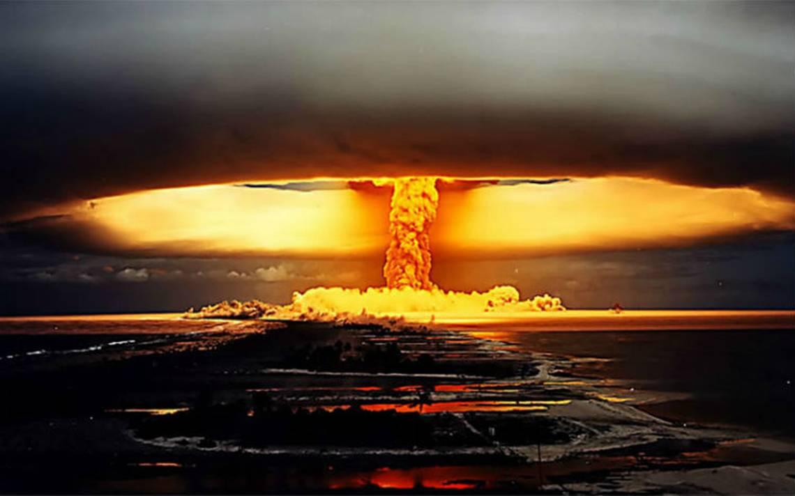 Estos son los lugares donde se han realizado ensayos nucleares