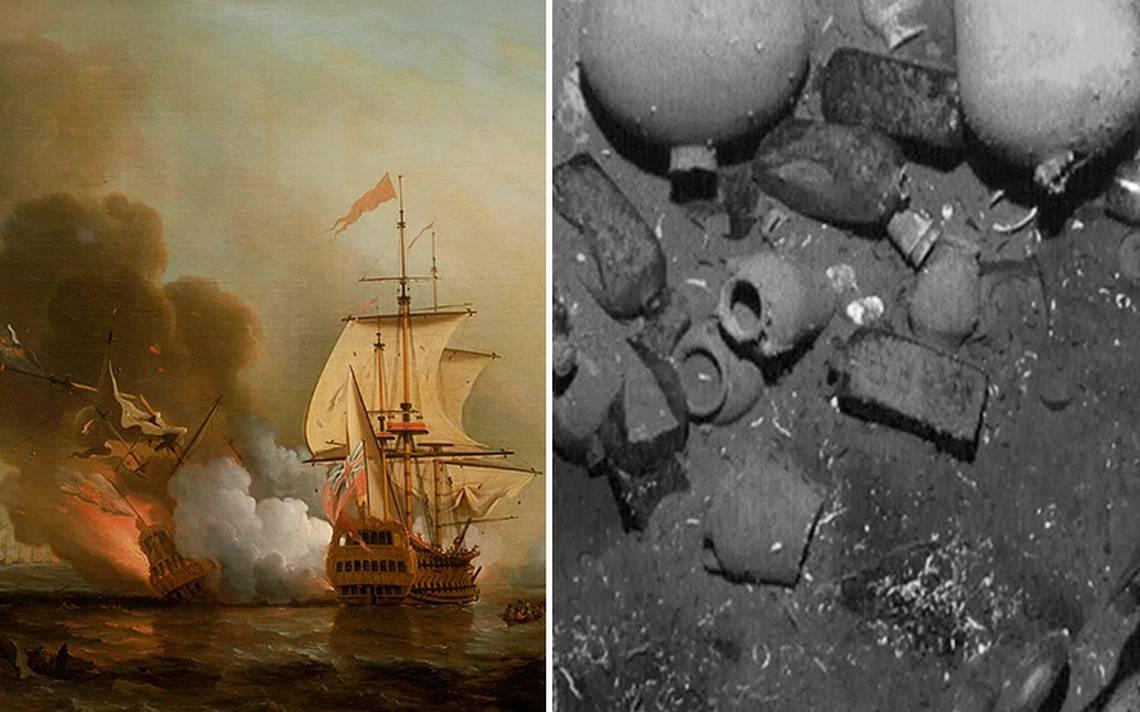 Así rescatarían el tesoro del galeón San José de las profundidades del mar