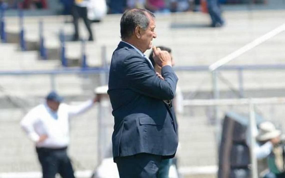 Enrique Meza advierte de la peligrosidad de Oribe Peralta
