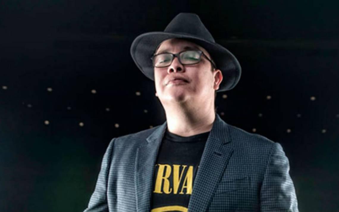 Anuncia Franco Escamilla  show en Arena Ciudad de Mexico