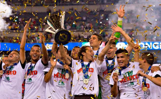 Definidos los rivales de la Selección mexicana para la Copa Oro