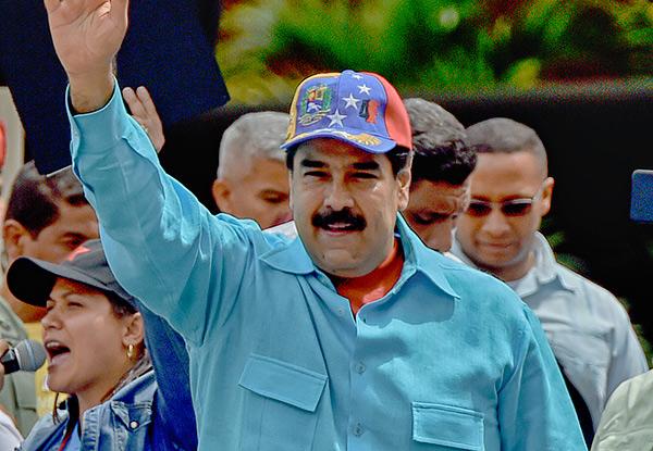 Nicolás Maduro cambia cúpula de Fuerza Armada y ratifica a ministro de Defensa