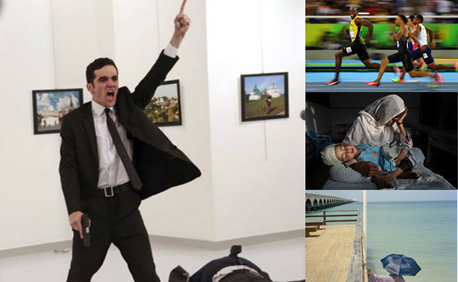 ? Galería: Aquí los ganadores del World Press Photo 2017