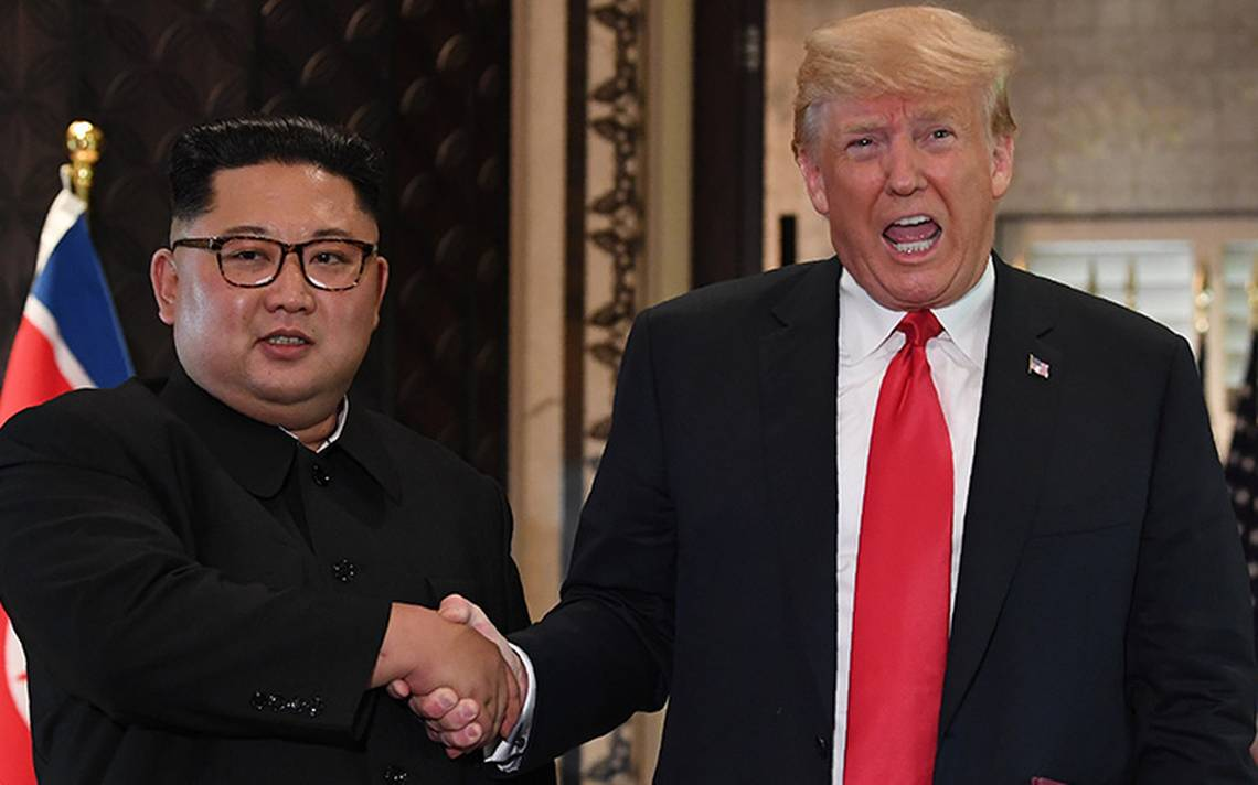 Donald Trump visitará Corea del Norte y Kim Jong Un Estados Unidos