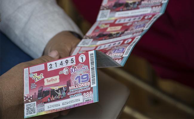 Conoce las nuevas medidas de seguridad en Billetes de Lotería