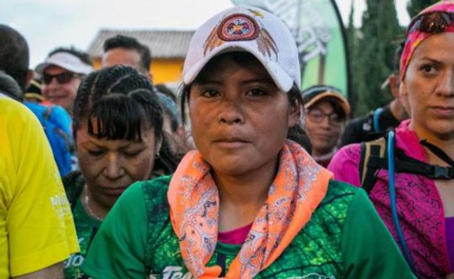 Lorena Ramírez, mujer tarahumara que recorrerá ultramaratón ahora en Europa