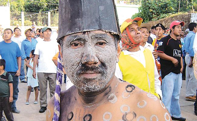 Piden apoyos para carnaval de la Huasteca hidalguense