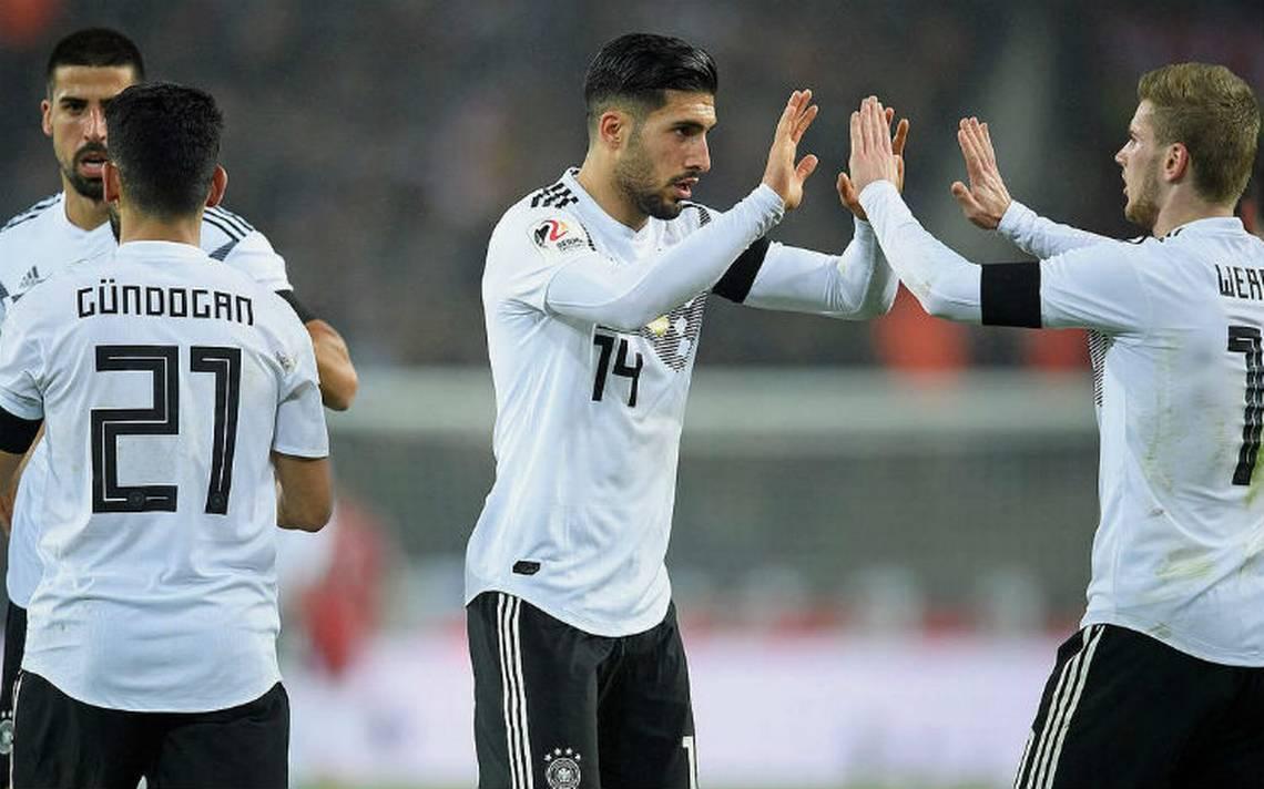 Alemania cierra el año en lo más alto del ranking de la FIFA