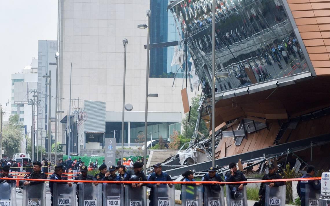"""""""No sabemos qué pasó"""", anuncia vocero de la plaza Artz Pedregal"""