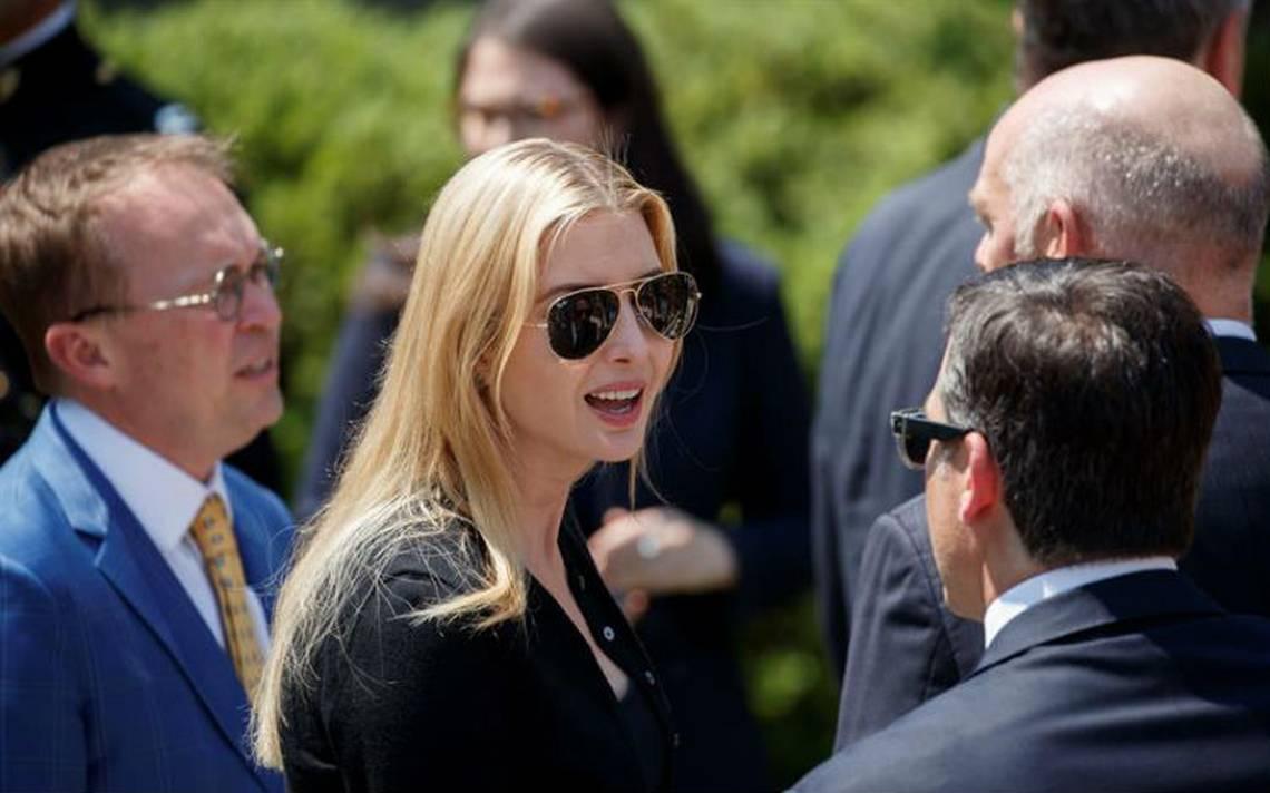 Ivanka Trump participará en apertura de embajada de Estados Unidos en Jerusalén