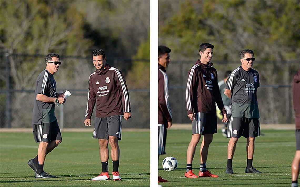 Osorio busca últimos integrantes para la selección