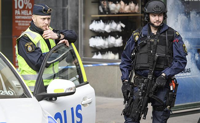 Sospechoso del atentado de Estocolmo es un uzbeko de 39 años