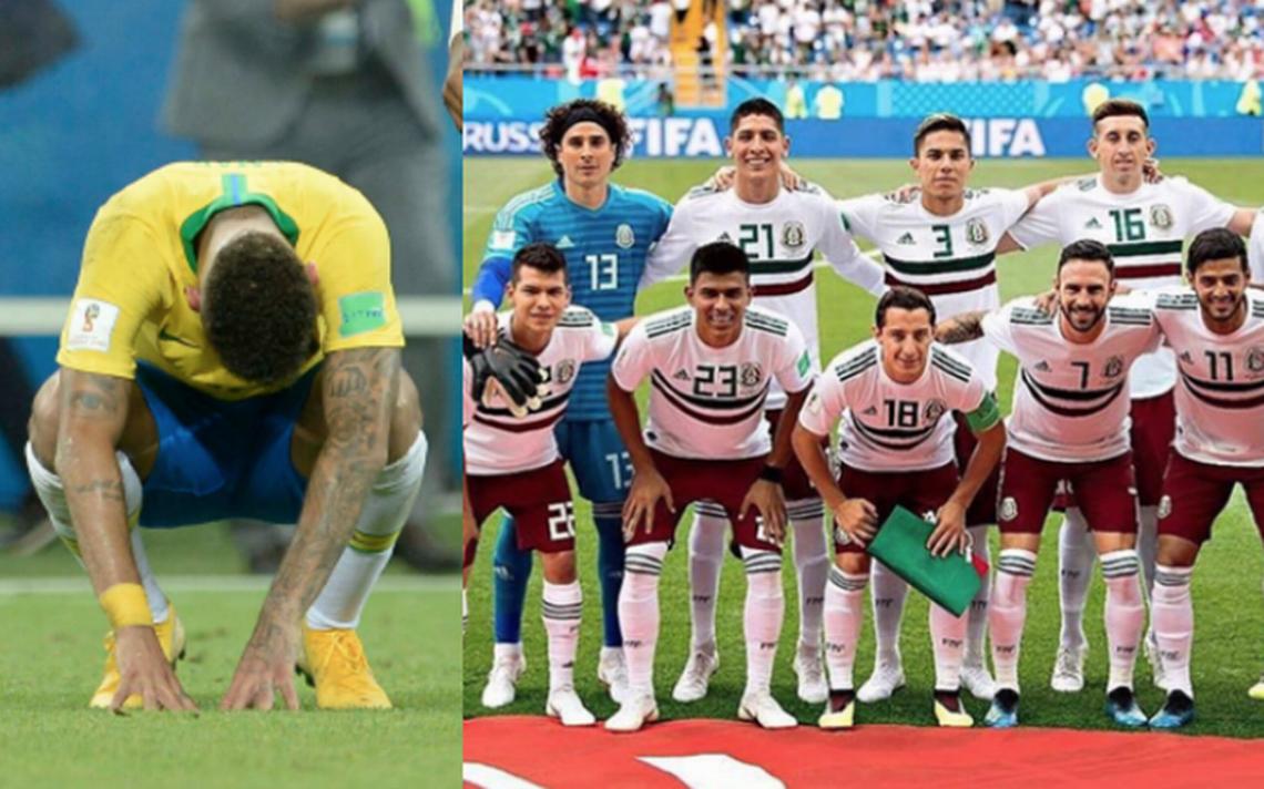 """""""¿Y ahora quién se va para casa?"""", Guardado le responde así a Neymar"""