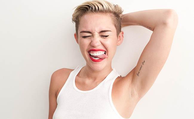 Miley Cyrus, nueva víctima del hackeo de fotos íntimas