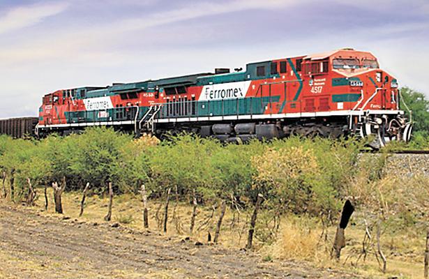 Cofece vigila competencia en transporte ferroviario