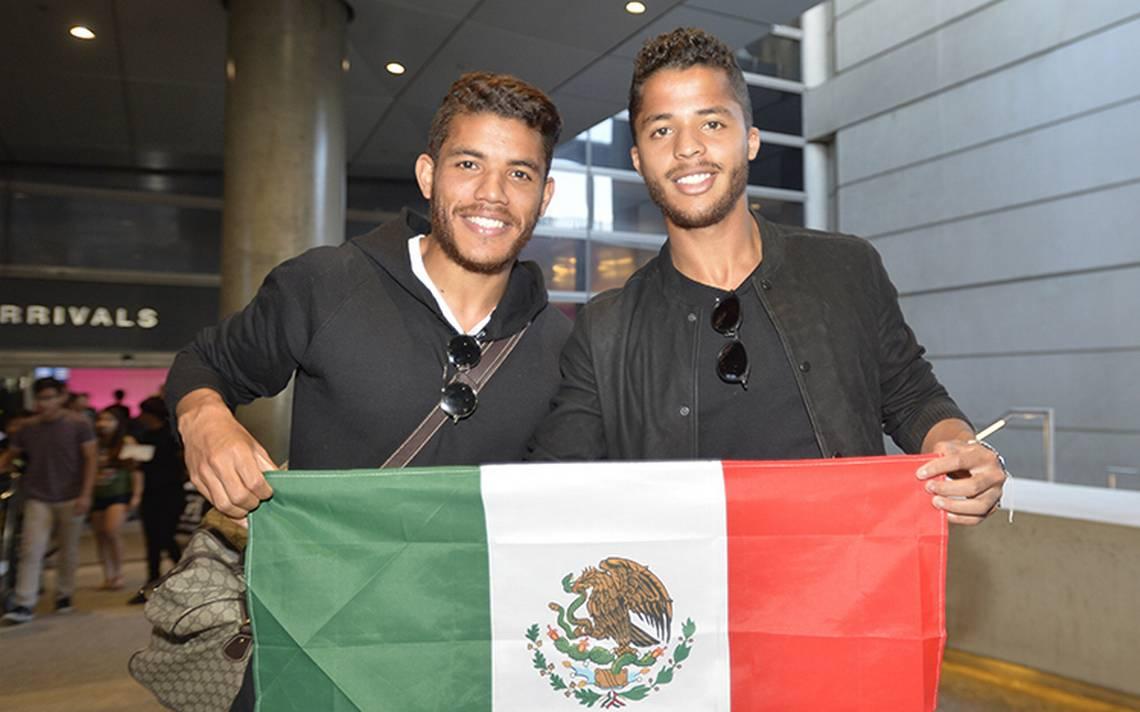 ¡Fichaje bomba! Los hermanos Dos Santos llegan a América para este torneo