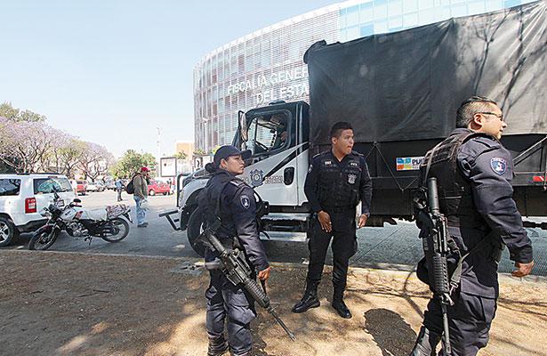 87 huachicoleros detenidos en Puebla