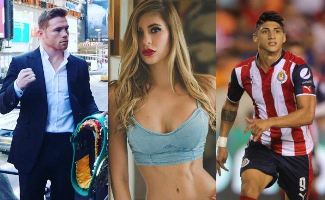 Ex de Pulido confiesa… ¿romance con Canelo?