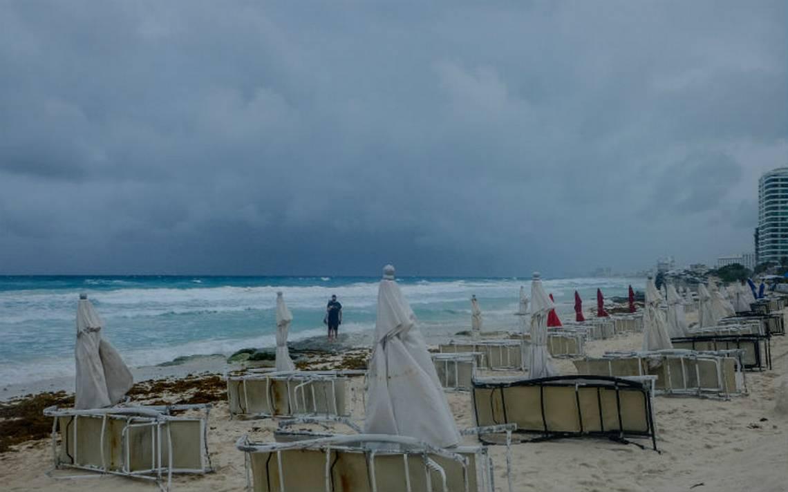 Emergencia para seis municipios de Quintana Roo por lluvia